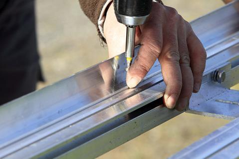 Rénovation aluminium à Aix-en-Provence